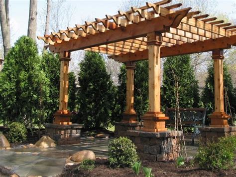 brick pergola pergola patio covers designs modern pergola