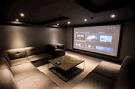 stunning stylish home cinema completes luxury development