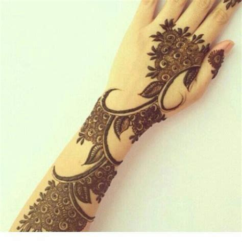 30 beautifull amp easy mehndi design for hands ideas images