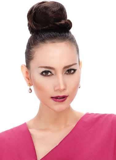 Shoo Untuk Rambut Rontok tataan rambut wanita 7 hari 7 gaya untuk rambut panjang