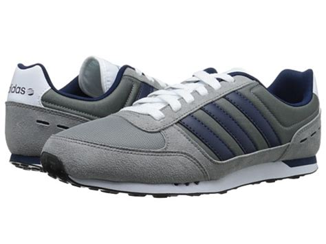 Sepatu Adidas Neo City Racer Grey Whete Original Bnwb Sepatu Running reviews adidas neo city racer grey navy white