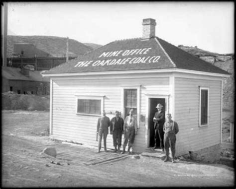 Oakdale Post Office by Huerfano County Photos