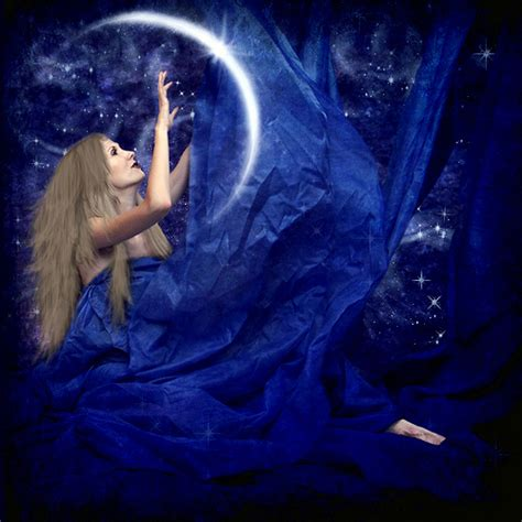 Goddess Of The by Selene Goddess Of The Moon 8 365 Photo