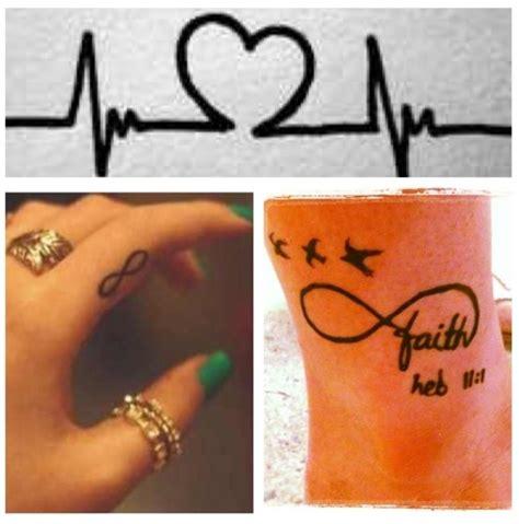 finger tattoo faith hear beat tattoo finger tattoo or faith infinity tattoo