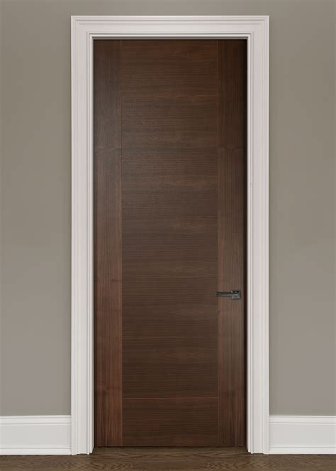 wood interior doors modern interior doors wood veneer solid custom by