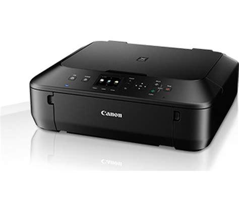 Printer Canon G6000 canon pixma mg5650 all in one wireless inkjet printer deals pc world