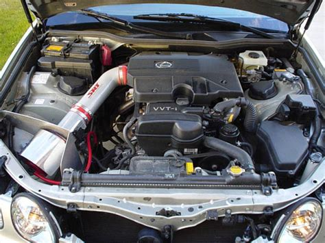 lexus gs300 engine bay f s srt intake and race ecu for gs300 clublexus lexus