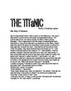 Titanic Essay by Essay About Titanic