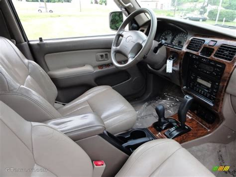 1999 4runner Interior by 1999 Toyota 4runner Limited 4x4 Oak Dashboard Photo