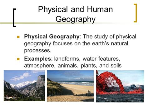 exles of pattern in human geography what is geography the study of the distribution and