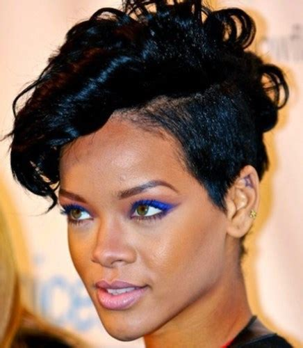Rihanna Hairstyles Top 35 Looks In Different Years | rihanna hairstyles top 35 looks in different years