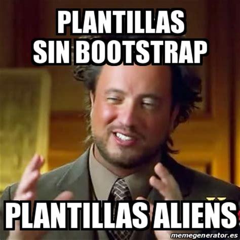 Blank Aliens Meme - the gallery for gt ancient aliens guy blank