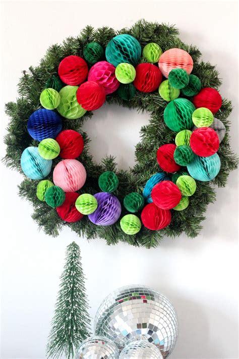 10 diy christmas wreaths hgtv how to customize a store bought holiday wreath hgtv