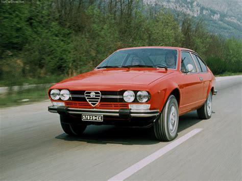 1980 alfa romeo alfetta gtv 6 2 5i car pictures new