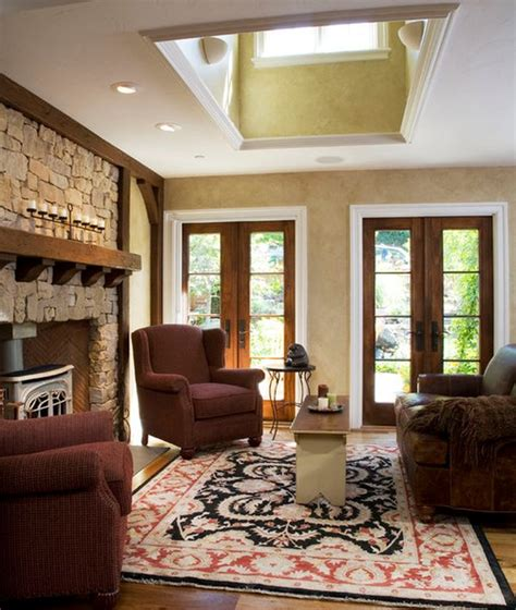 Interior Design Ideas Small Homes 30 Inspirational Ideas For Living Rooms With Skylights