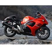 With A New More Powerful Motor The 2008 Suzuki Hayabusa Was Looking To
