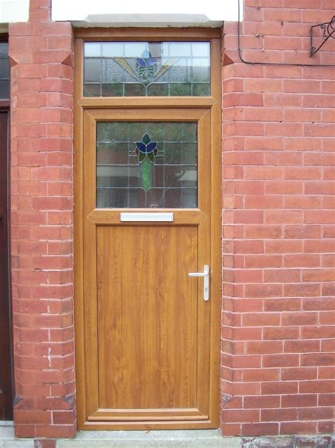 golden oak doors upvc doors