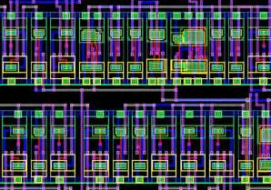 memory layout vlsi lab material mj vlsi design