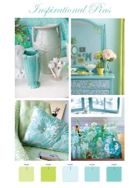 colors that work well together turquoise limes and color palettes on pinterest