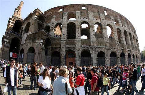 roma di commercio l 226 economia romana regge ma non brilla commercio