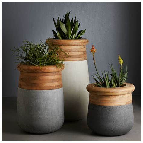 unique planters planters astounding contemporary planter contemporary