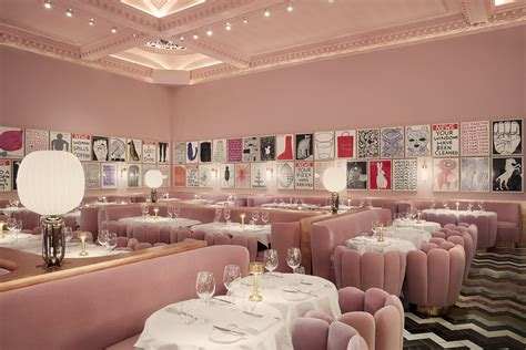 Sketches Restaurant by Sketch Is Quite Possibly The Most Beautiful Restaurant In