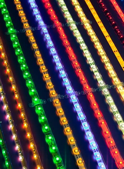 led changing light strip color changing led strip lights more useful than bigfoot