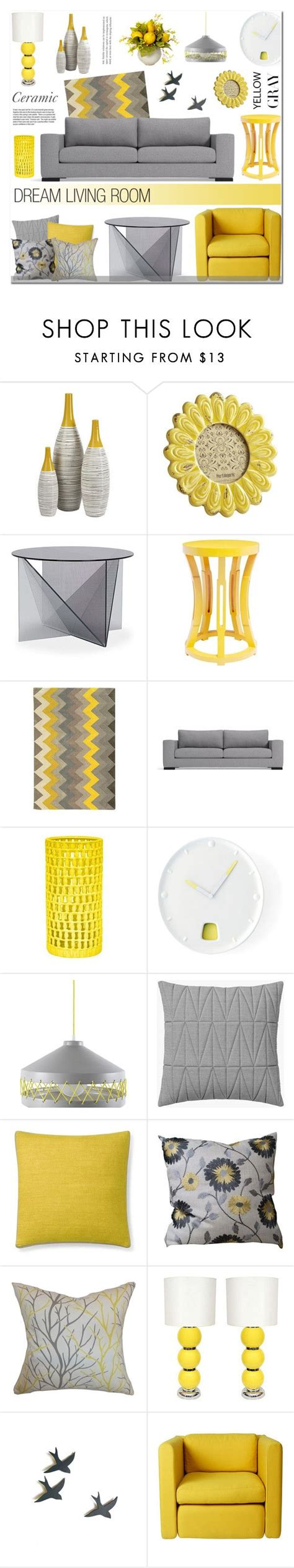 25 best ideas about gray yellow on grey
