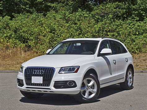 Audi Q5 2015 Reviews by 2015 Audi Q5 3 0 Tdi Quattro Road Test Review Carcostcanada