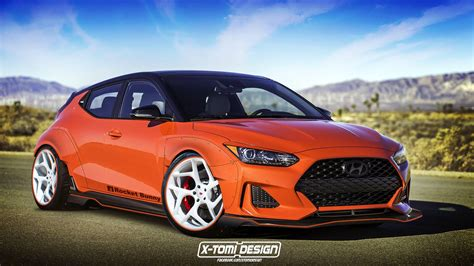 hyundai convertible hyundai veloster rocket bunny convertible and base spec
