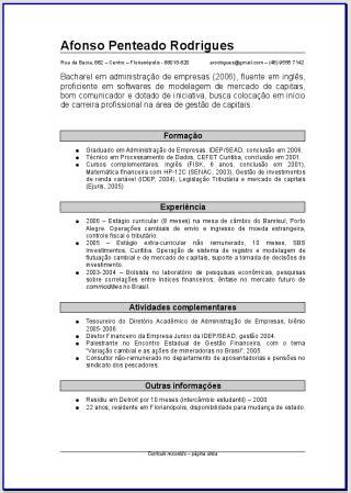 modelo curriculo tecnico de enfermagem modelos de curriculum gr 225 tis para download parte 1