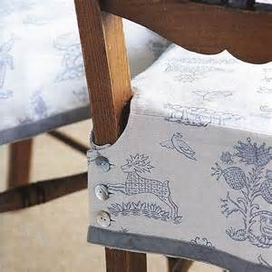 how to make a buttoned chair cover cevered chair pinterest