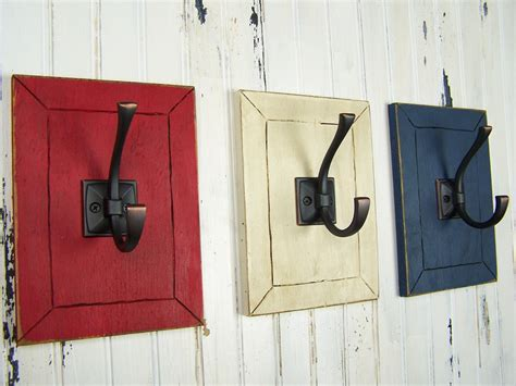 americana bathroom decor decorative wall hooks entryway hooks mudroom hooks country