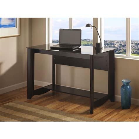 walmart com computer desk merax computer desk with pvc top walmart com