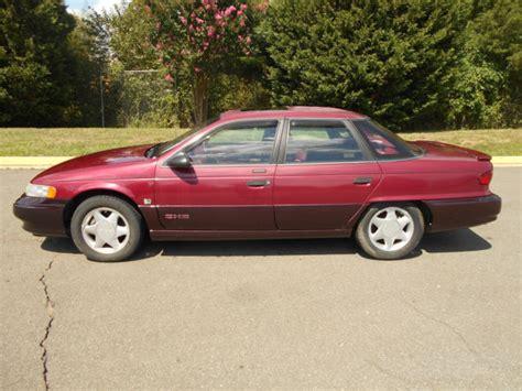 automotive air conditioning repair 1992 mercury sable transmission control 1992 mercury sable sho ls sedan 4 door 3 8l low mileage of 77 732