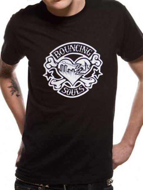 T Shirt The Rock Soul bouncing souls rocker t shirt tm shop