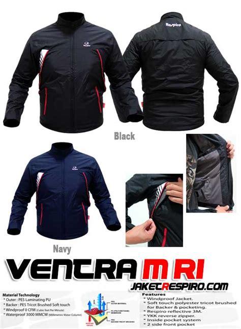 Jaket Parasut Respiro keunggulan model jaket pria berbahan parasut jaket