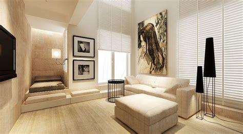 open plan apartment fresh neutral interior design schemes from katarzyna kraszewska decor advisor