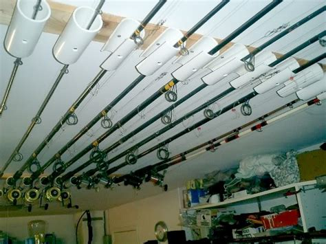 Fishing Rod Garage Storage by 8 Pvc Hacks For Your Outdoor Gear Pocket Ranger 174