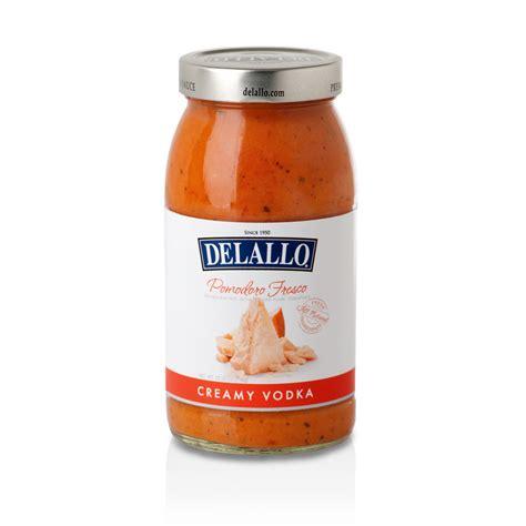 fresco sauce delallo pomodoro fresco vodka sauce