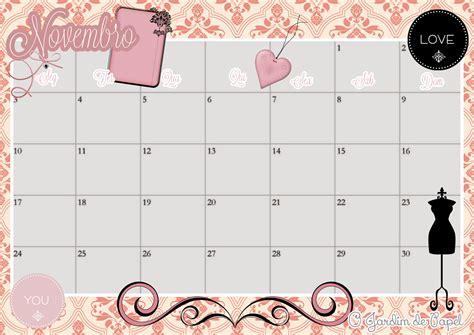 I Calendario Novembro 2014 Dicas De Matilda Calend 225 Novembro 2014