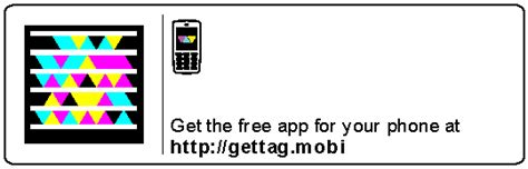 gettag mobi app for android xml aficionado new microsoft 2d barcode released at ces