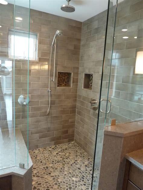 3d Home Architect Design Samples by Bali Cloud Pebble Tile Shower Flooring Pebble Tile Shop