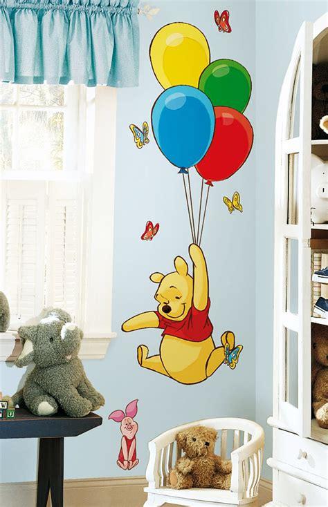 Wandtattoo Für Kinderzimmer Winnie Pooh by Roommates Wandsticker Winnie Pooh Winnie The Pooh