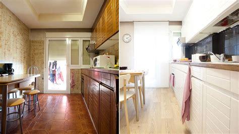 antes despues cocina reforma vintage actualizar cocina obra antes y despu 233 s