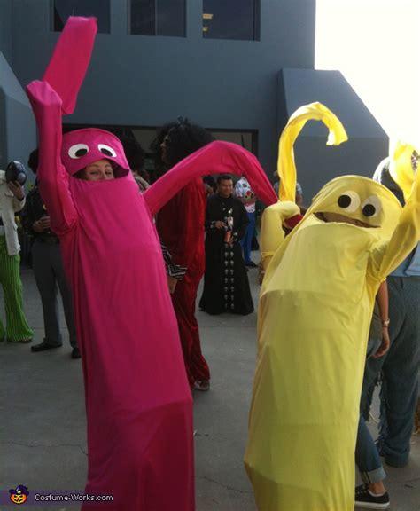 wacky waving inflatable flailing arm tube men costumes
