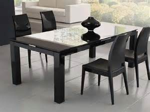 Rectangle Glass Dining Room Table Glass Top Dining Room Tables