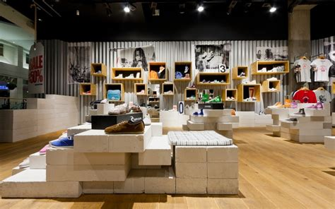 retail layout concepts concrete blocks 187 retail design blog