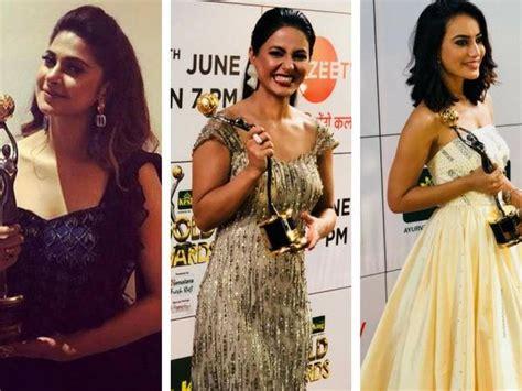 vivek dahiya drama list gold awards 2018 winners list