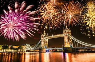 happy new year 2016 where to see free fireworks in london